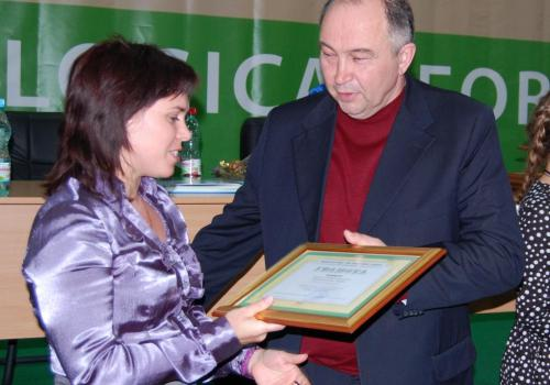 HeidelbergCement Ukraine receives diploma for ecological excellence